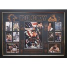 Rocky Stallone movie Memorabilia Limited Edition