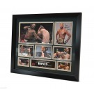 Jon Jones UFC Memorabilia Limited Edition Framed image full view