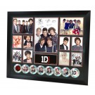 One Direction Signed Photo image