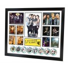 5 Seconds Of Summer Signed Photo Framed image