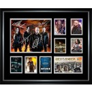 Disturbed Signed Photo framed memorabilia