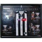 Collingwood Magpies signed jersey FRAMED