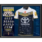 Signed 2015 North Queensland Cowboys Jersey image