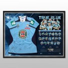 New South Wales signed 2014 Origin jersey