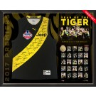 Richmond Tigers 2017 Signed Jersey Squad Guernsey
