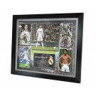 Cristiano Ronaldo signed Poster image full view