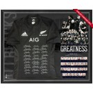 All Blacks 2015 Team Signed World Cup Jersey