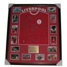 Liverpool FC signed Legends jersey Memorabilia authentic Image Full View