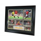 Robin van Persie signed photo Limited Edition Framed