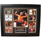 Vic Darchinyan boxing Memorabilia Limited Edition Framed